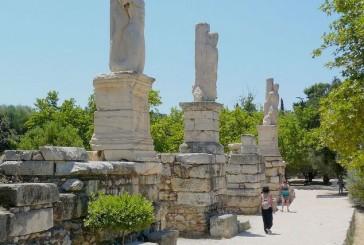Grecka Agora – miejsce wszelkich spotkań wczasach antycznych