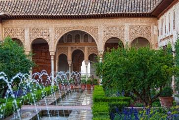 Generalife – imponujące ogrody