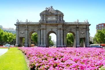 Puerta de Alcala – historyczna brama