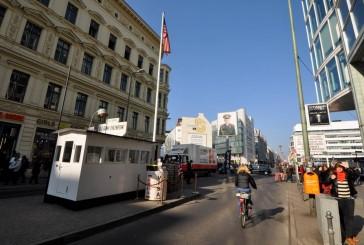 Checkpoint Charlie, dawne przejście graniczne