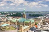 Historyczne centrum Hamburga