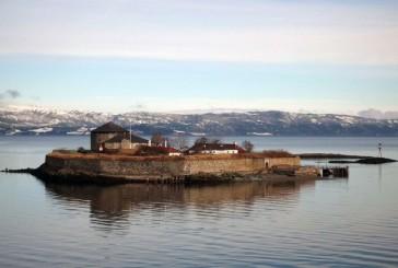 Wyspa Munkholmen